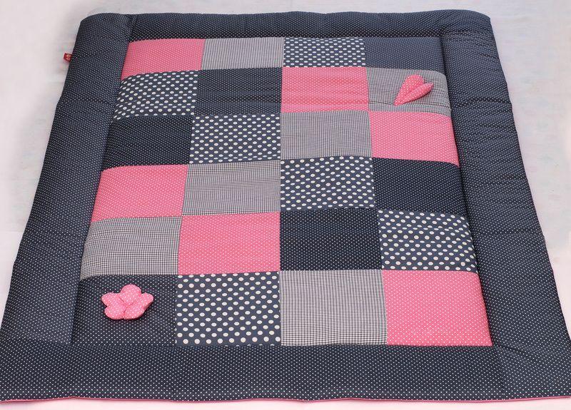 krabbeldecke grau ist auch eine sch ne farbe edredones didactico y manta. Black Bedroom Furniture Sets. Home Design Ideas