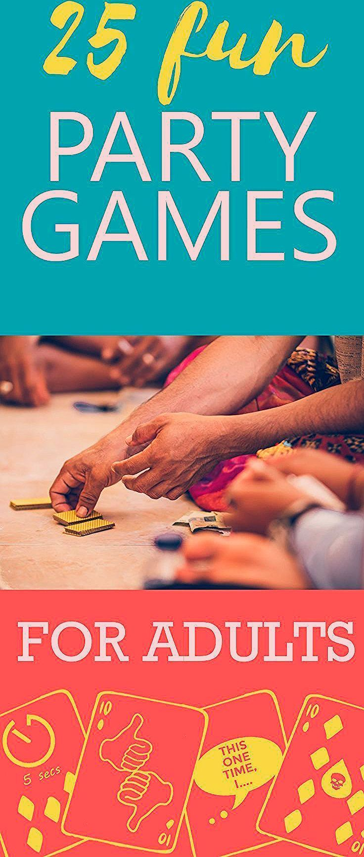 Photo of Fun Party Games For Adults Drinking & Fun Party Games