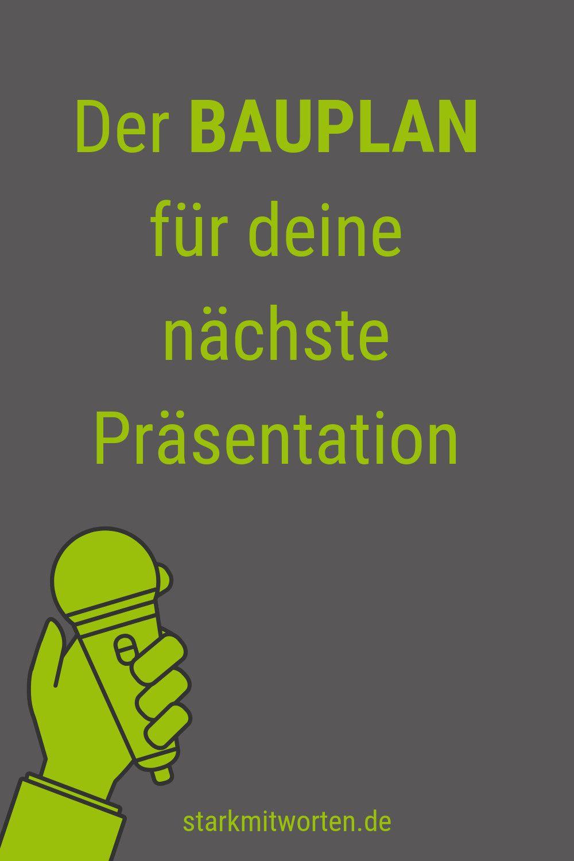 Pin Auf Prasentation
