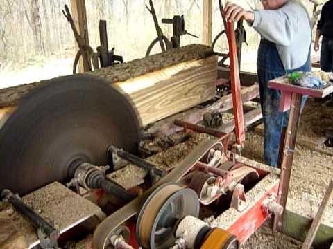 Circular Sawmill Plans