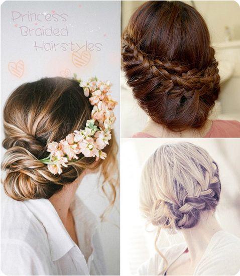 Princess Hairstyles 5 Best New Princess Hairstyles  Top 5 Diy  Hair Style  Pinterest