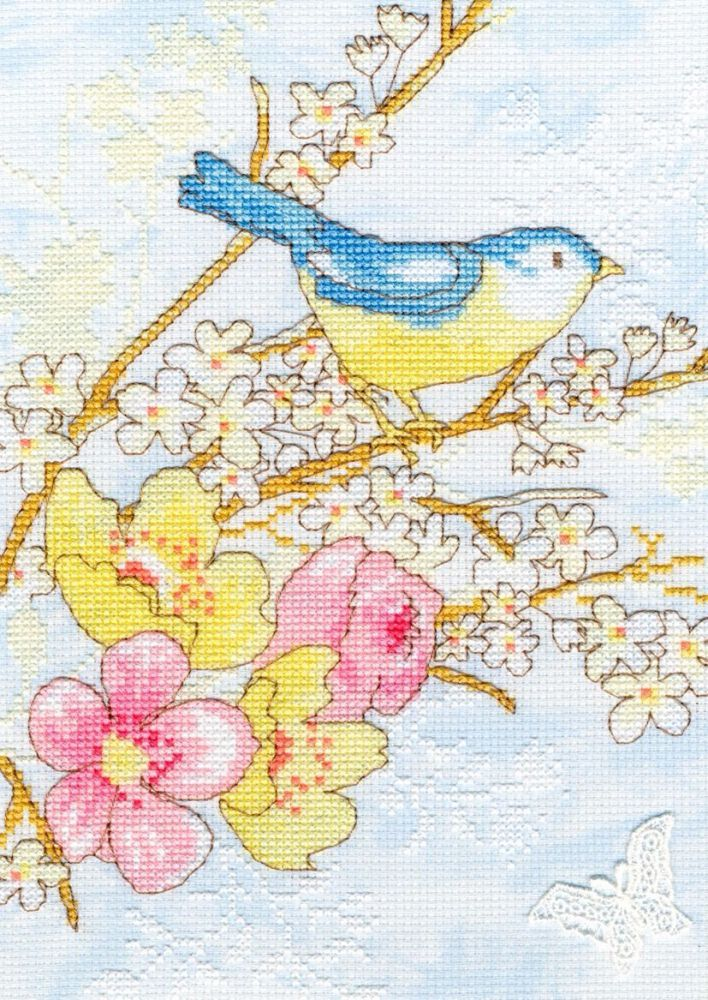 Dream Bird - Bothy Threads cross stitch kit