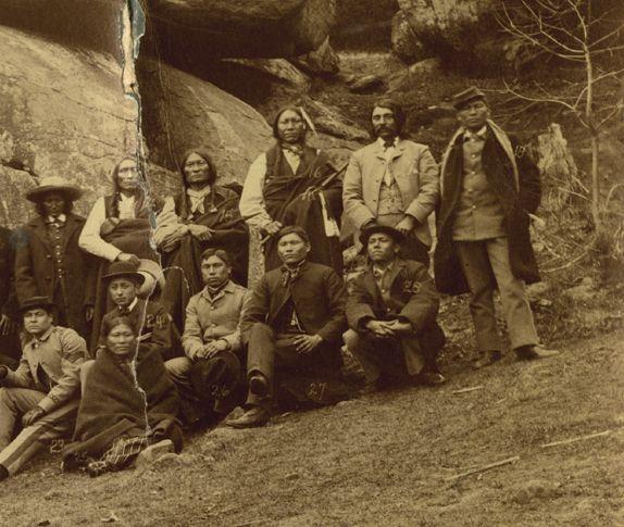 Cheyenne-Arapaho Visit to Gettysburg | Gettysburg Daily