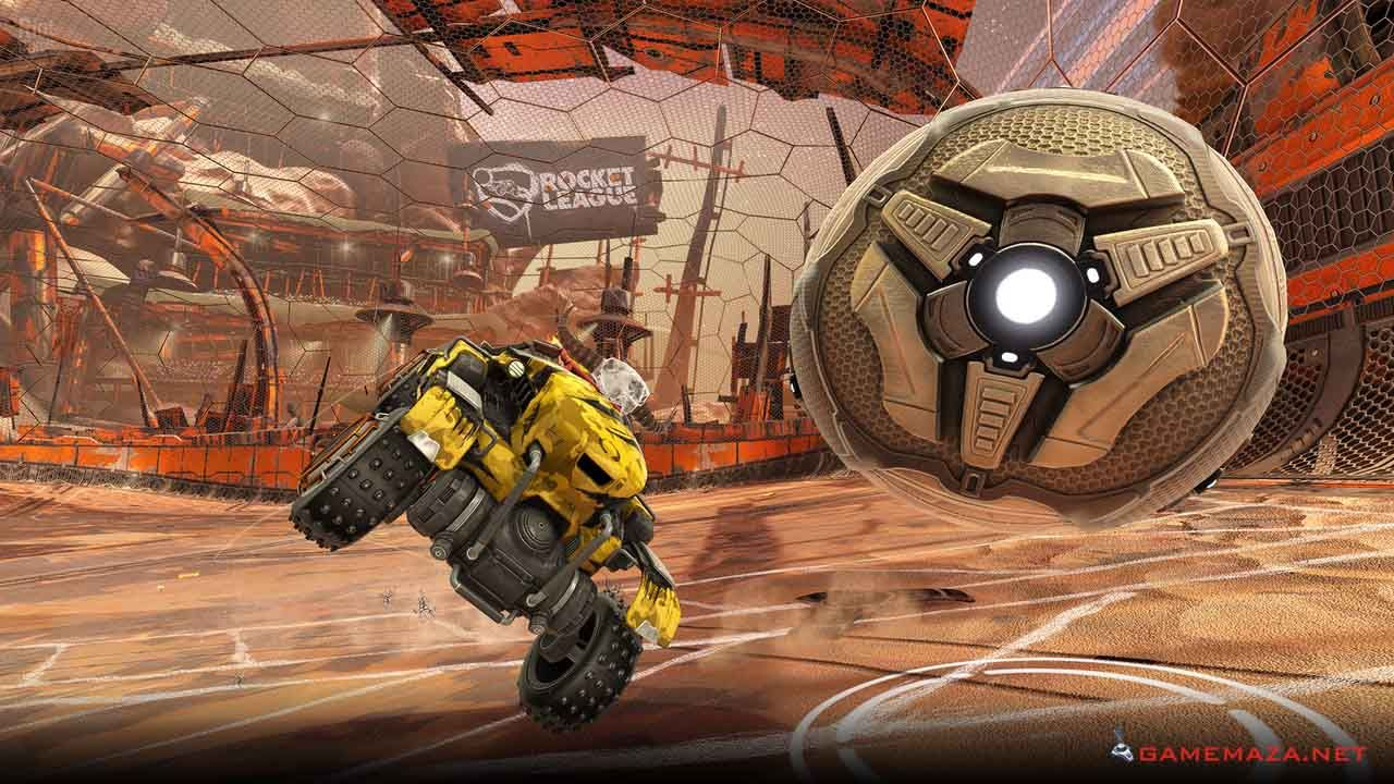 Rocket League Chaos Run Free Download Rocket league
