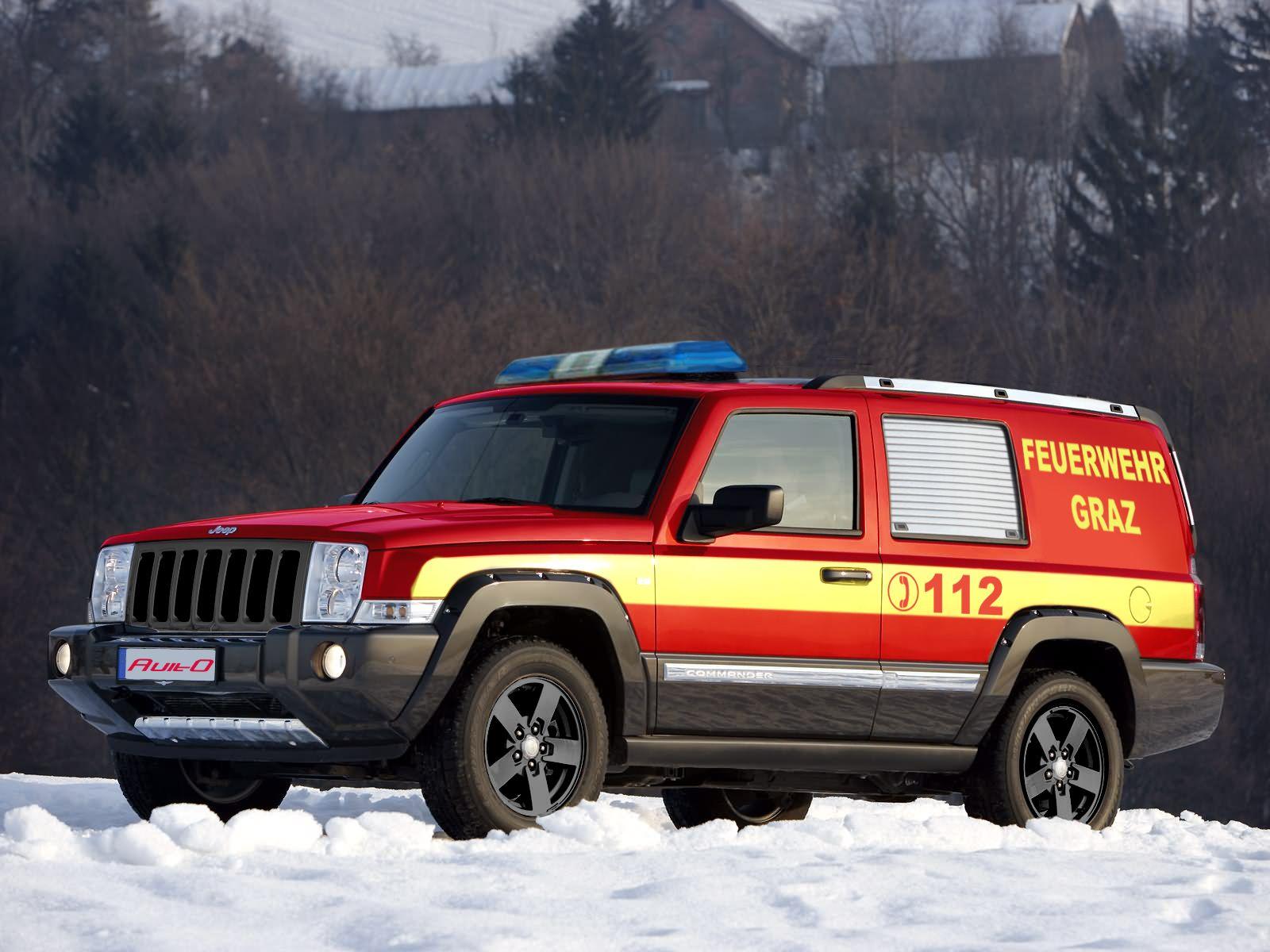 Jeep Commander Ambulance Jeep Commander Jeep Commander Lifted