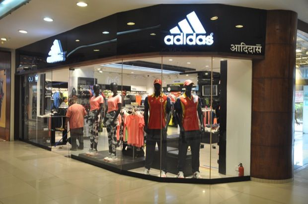 Visit the Adidas store at High Street Phoenix in Lower Parel. Purchase from  their range of sports footwear, fitness equipment, accessories and apparel.