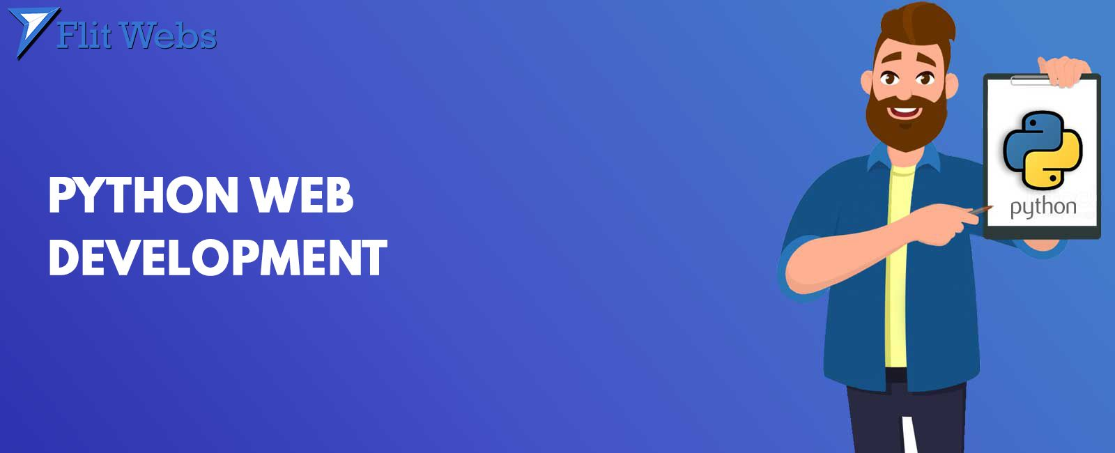 Watch Your Web Applications Transcend Your Imagination With Flit Webs Bespoke Python Web Development Services Python Web Web Development Development