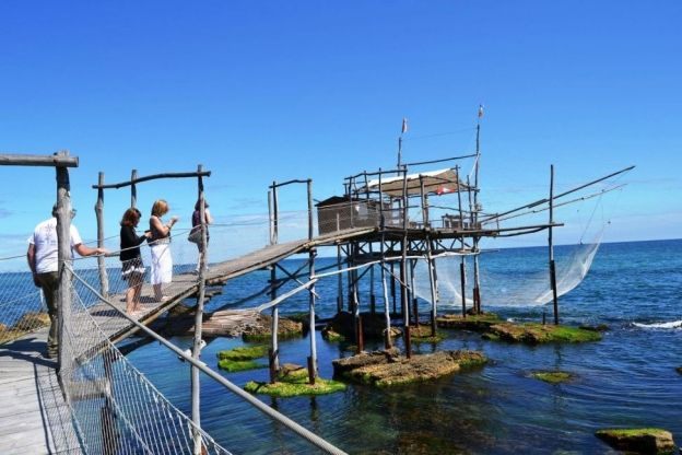 La Costa dei Trabocchi: Discovering Abruzzo's Fishing Tradition | ITALY Magazine