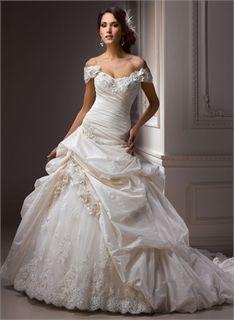 Cheap Ball Gown Wedding Dresses - TideDresses.co.uk