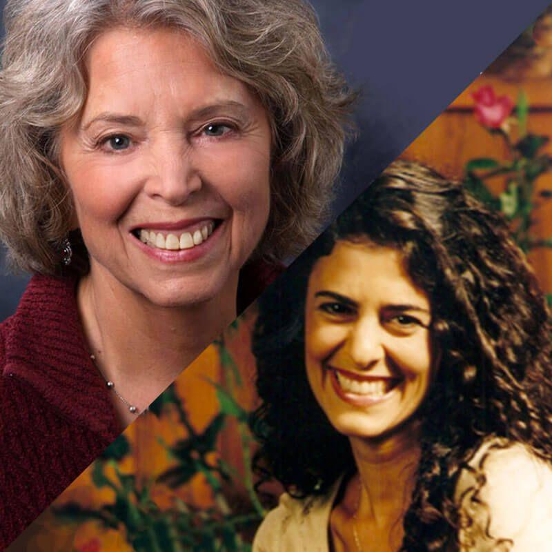 Sheryl Paul & Margaret Paul in 100 Women In Wellness by MindBodyGreen and Athleta #WomenInWellness