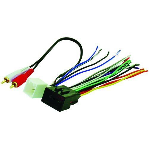 Scosche Fdk13b 2000 Up Select Ford Lincoln Mercury Amplifier Sound Radio Replacement Harness By Scosch Electronic Accessories Lincoln Mercury Video Accessories
