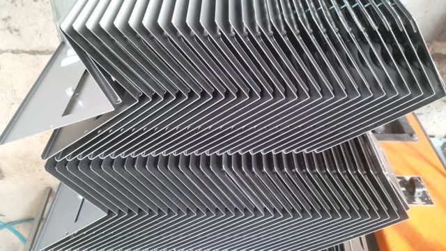 Spot Welded Mild Steel Covers For Fibre Optic Lighting Units Http Www Vandf Co Uk Sheet Metal Work In Sheet Metal Work Sheet Metal Fabrication Metal Working