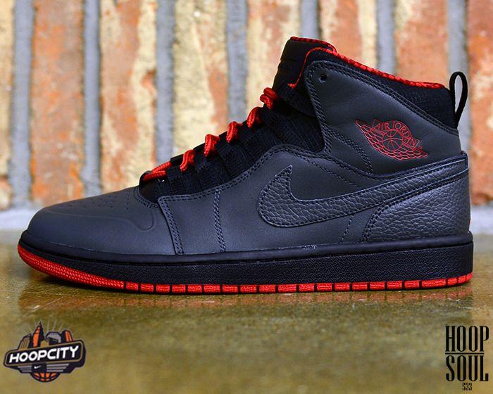 Air Jordan Retro '94 Color: Anthracite/Gym Red-Black-Team Red