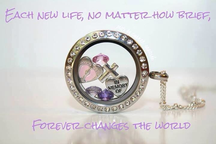 Break the silence surrounding pregnancy & infant loss www.tingley.origamiowl.com