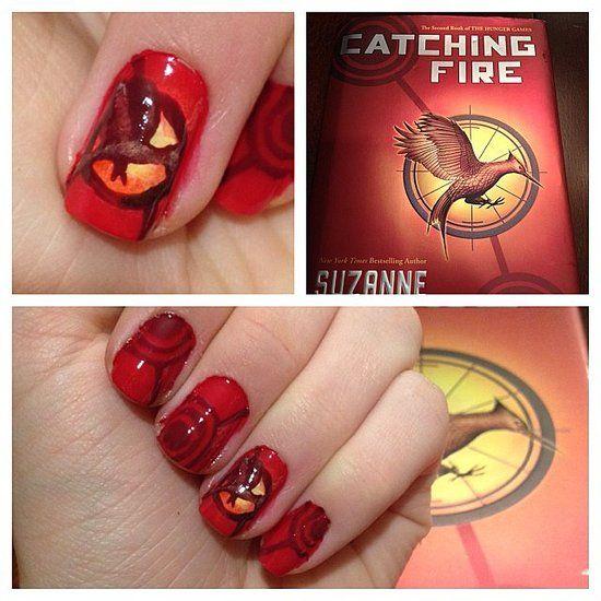 1000 Images About Hunger Games Nails On Pinterest Nail Art Designs Nail Art  And Nailart - Nail Polish Art Design. Play Real Nail Art Games Nail Art Ideas