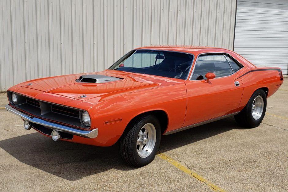 BaT Auction: 1970 Plymouth Hemi 'Cuda