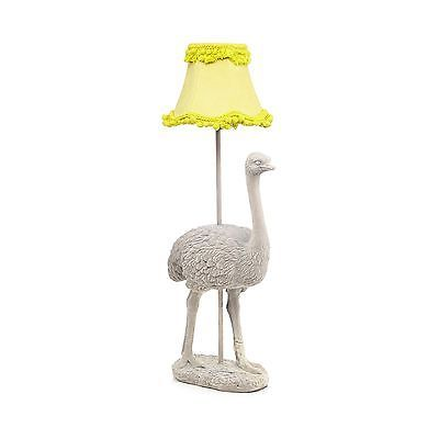 Abigail ahernedition grey ostrich lamp from debenhams debenhams abigail ahernedition grey ostrich lamp from debenhams aloadofball Gallery