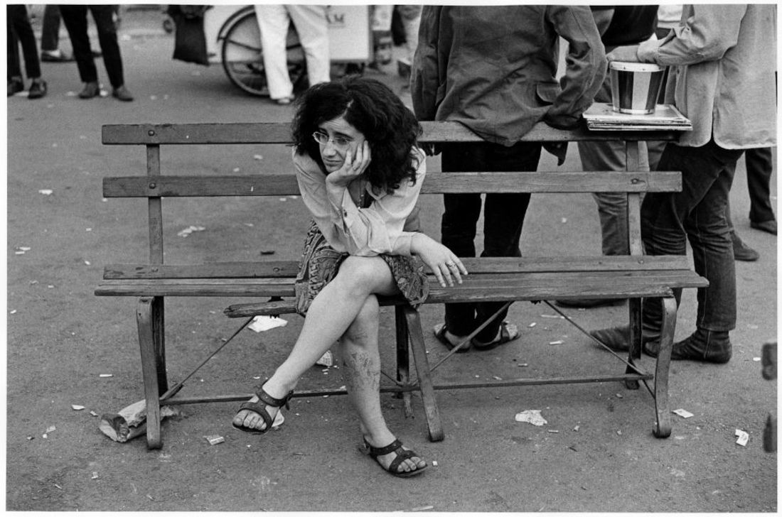 Tompkins square park new york city new york 1967 by james jowers