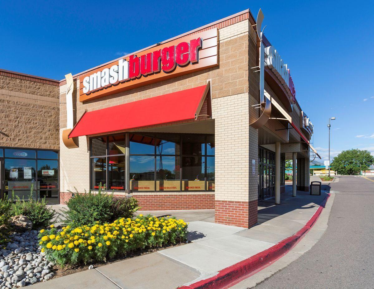 View source image Burger restaurant, Smash burger
