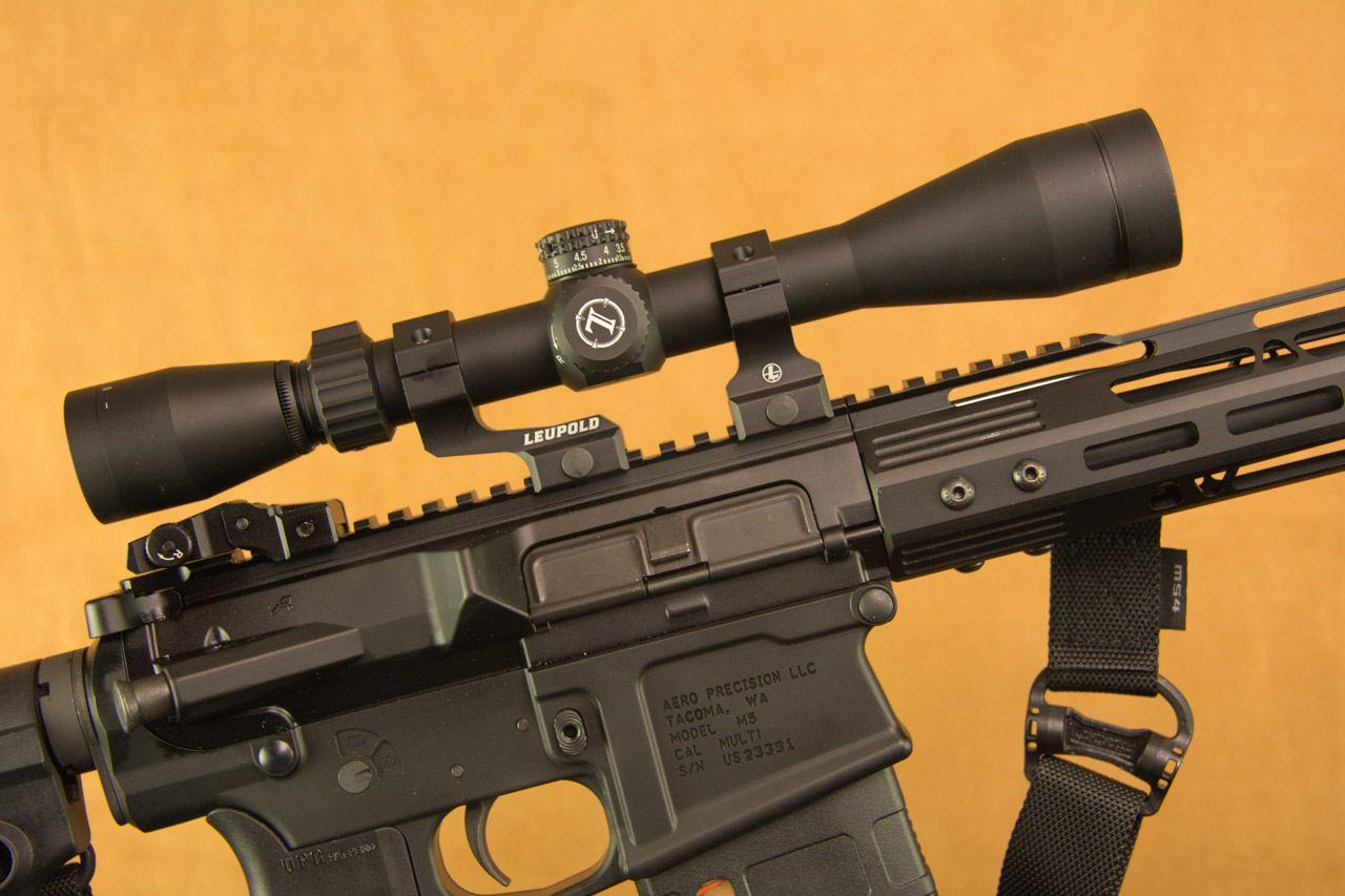 Aero Precision AR-10 .308/7.62NATO SuperKit Left Side Luth AR Stock ...