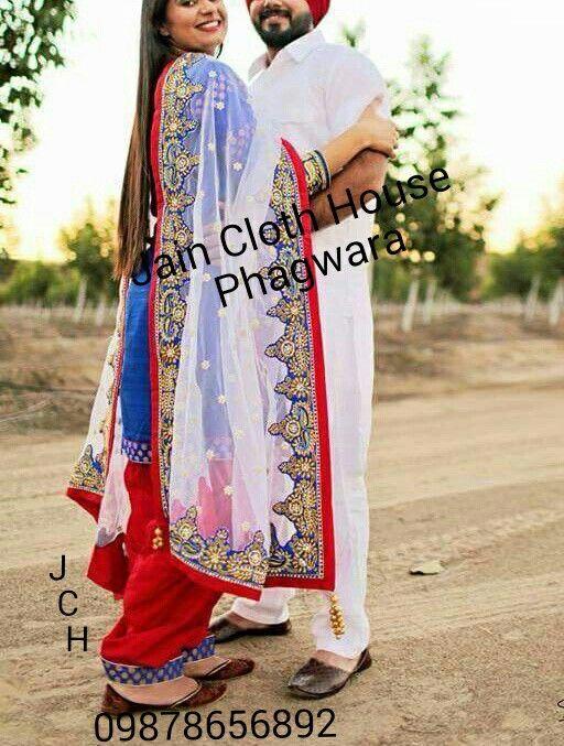 Designer suit #simplypunjabi At Jain Cloth House Phagwara | Punjabi