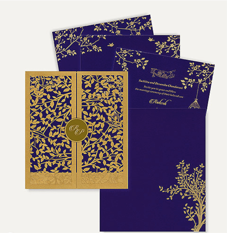 The Quick Guide: Indian Wedding Invitation Ideas