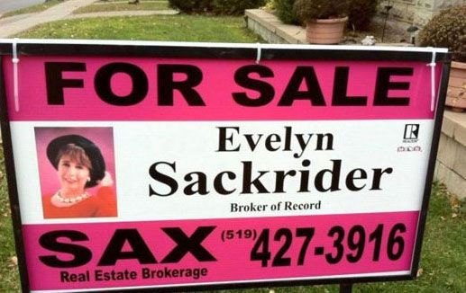 The Funniest Real Estate Agent Names Ever Hardy Har Har - 22 terrible estate agent pictures