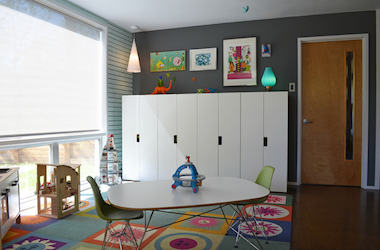 Pretty Clutter Free Playrooms Modern Kids Will Have A