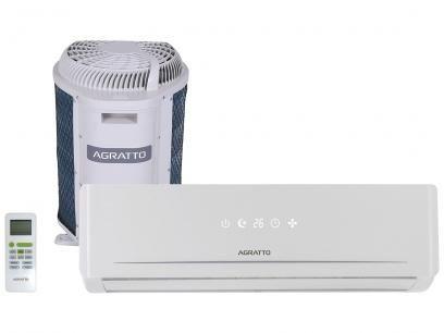 Ar Condicionado Split Agratto 12 000 Btus Quente Frio Eco