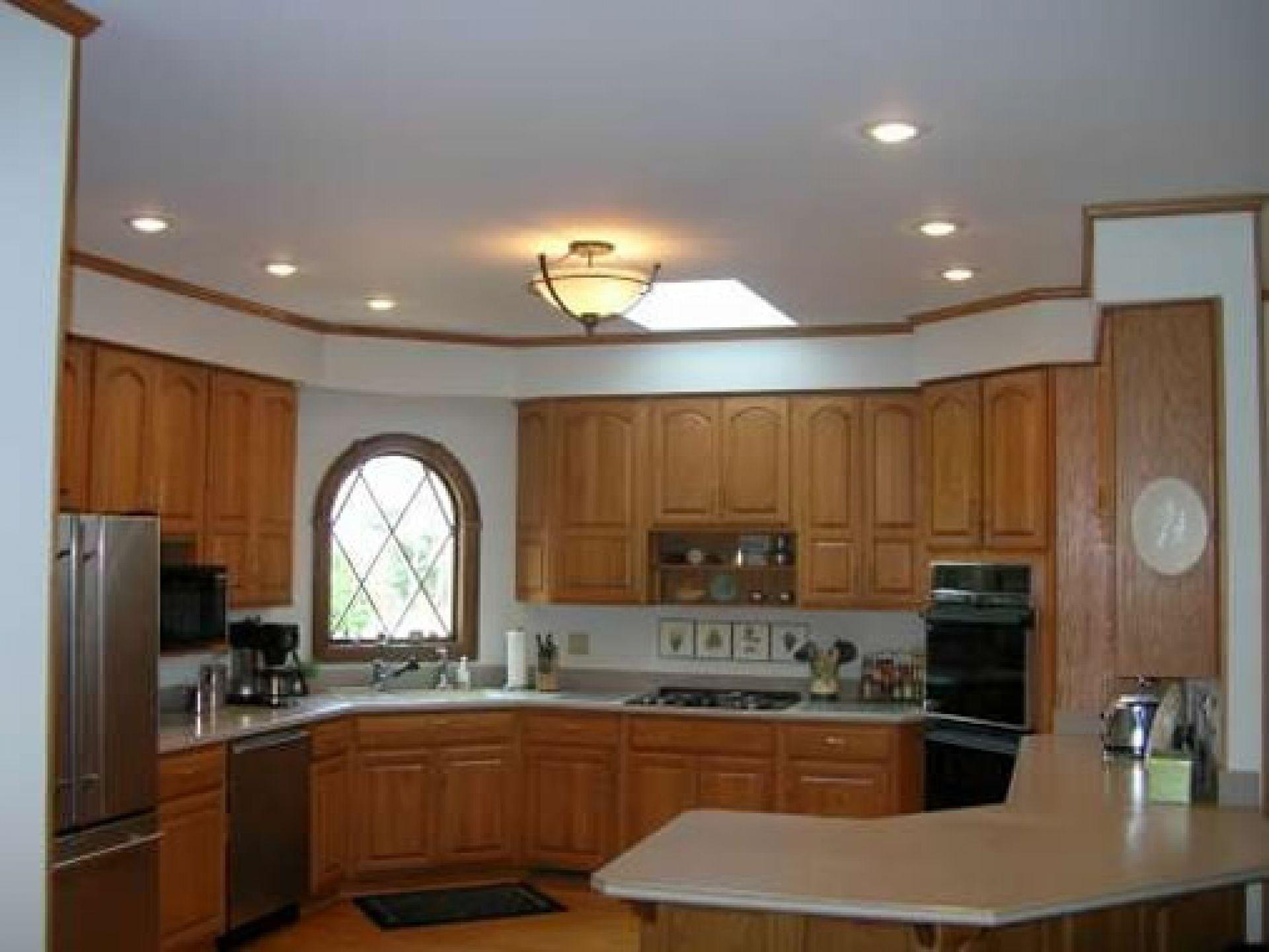 Küche Deckenbeleuchtung Ideen  Moderne küchen-beleuchtung, Kleine
