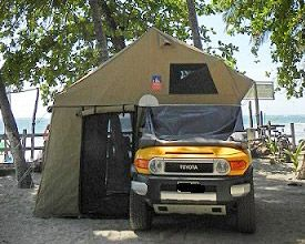 Fj Cruiser c&ing in style. & Fj Cruiser camping in style. | camping and fun. | Pinterest | Fj ...