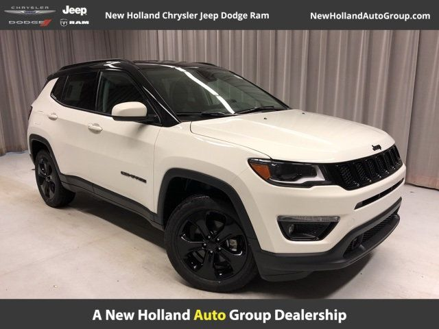 2018 Jeep Compass Looks Like A Storm Trooper Veiculo De