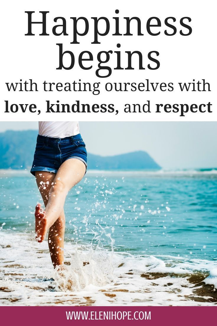 Daily Ways To Be Kind To Yourself