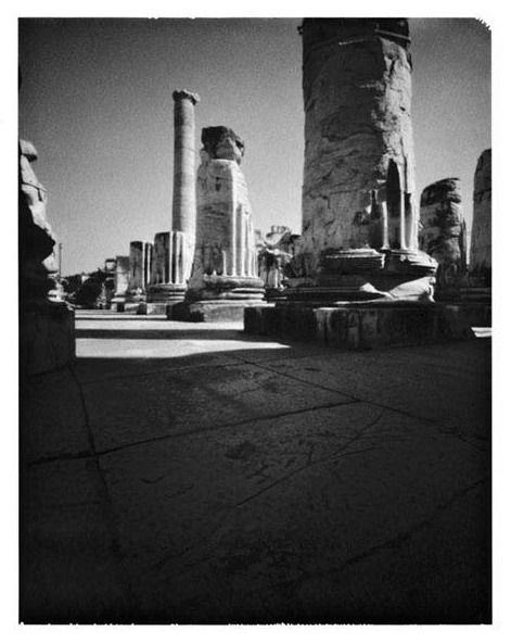 "de-salva: "" Luca Baldassari - Tempio di Apollo (Temple of Apollo) Cycle: Turchia (Turkey) ~ Remains of Ancient Greece © 2012 Luca Baldassari (Italy) """