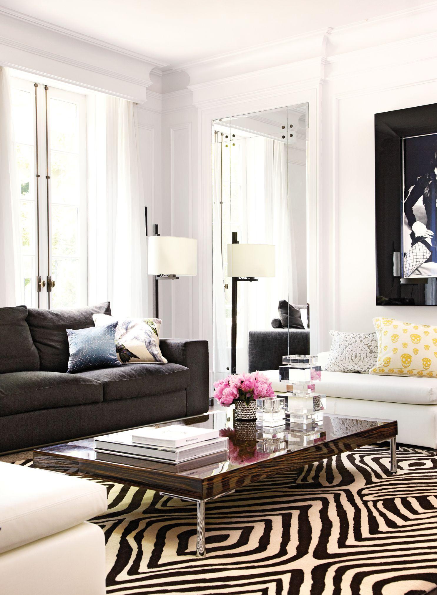 10 tips to glamorous interior design | Lush garden, Glass doors and LUSH