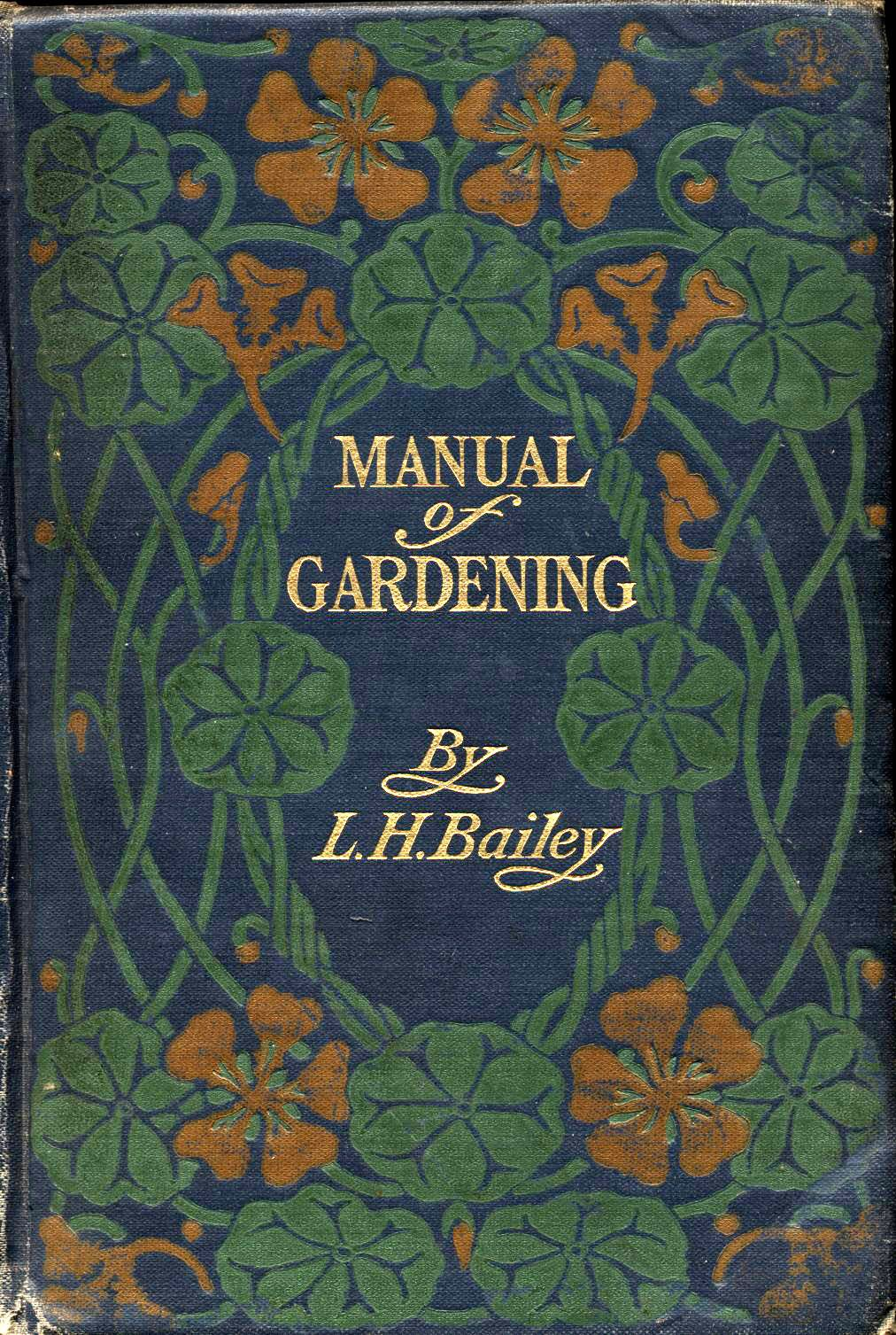 Author Bailey, L H (liberty Hyde), 18581954 Title Manual Of
