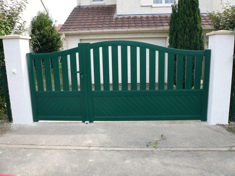 Portails et clôtures : installation dans le Val d\'Oise - Robane ...