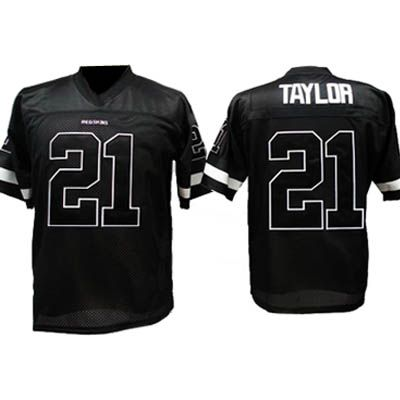 Wholesale Washington Redskins #21 Taylor Black Jersey ID:14143 Price:US$20  for sale