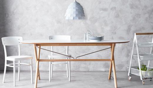 Küchentisch Ikea ~ Esszimmertische & küchentische wie dalshult slÄhult tisch birke