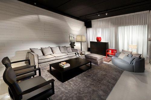 livingroom - contemporary - living room - Elad Gonen & Zeev Beech