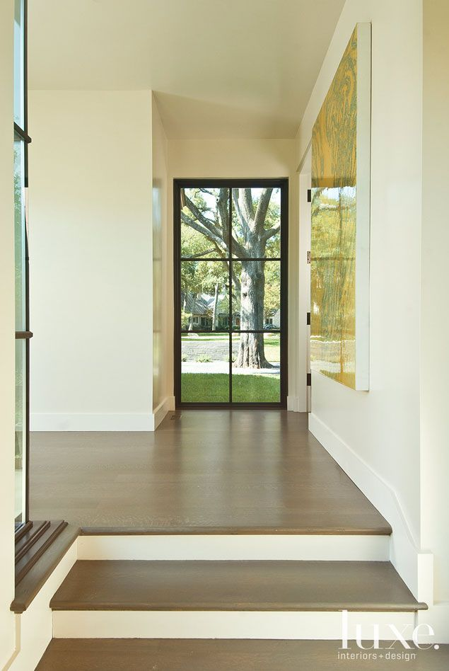 The White Oak Flooring By Southern Wood Flooring Supply Was Custom