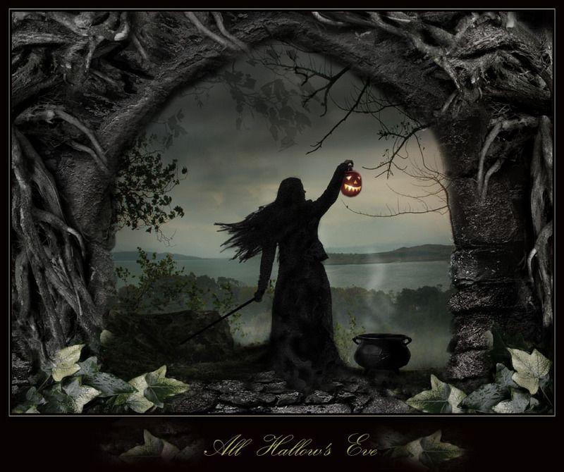 All Hallow S Eve When The Veil Is Thin 2 Samhain Samhain Halloween Halloween Eve