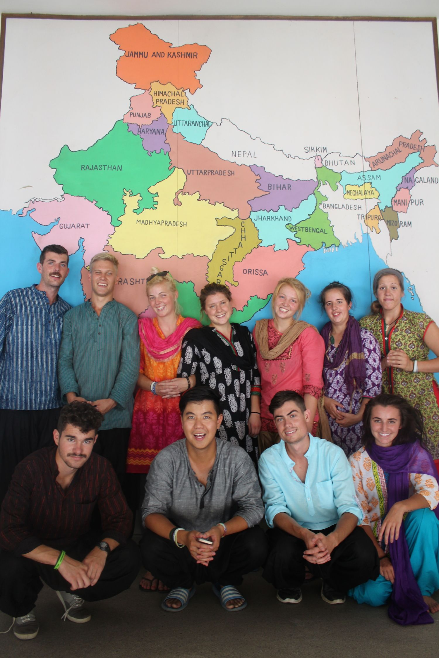 31 New Lives in 1 Day – YWAM India Outreach #YWAMNewcastle