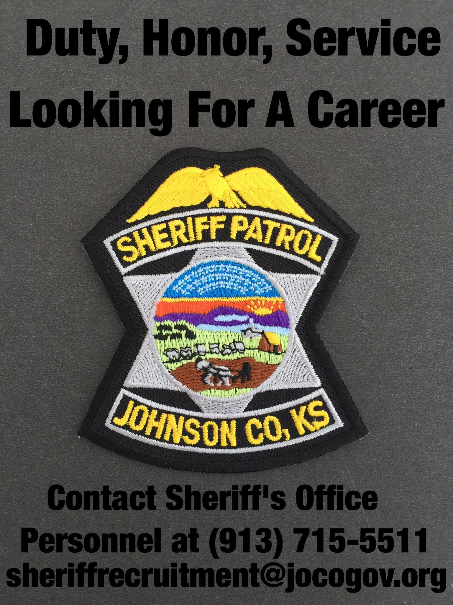 Duty honor service man office job opportunities law