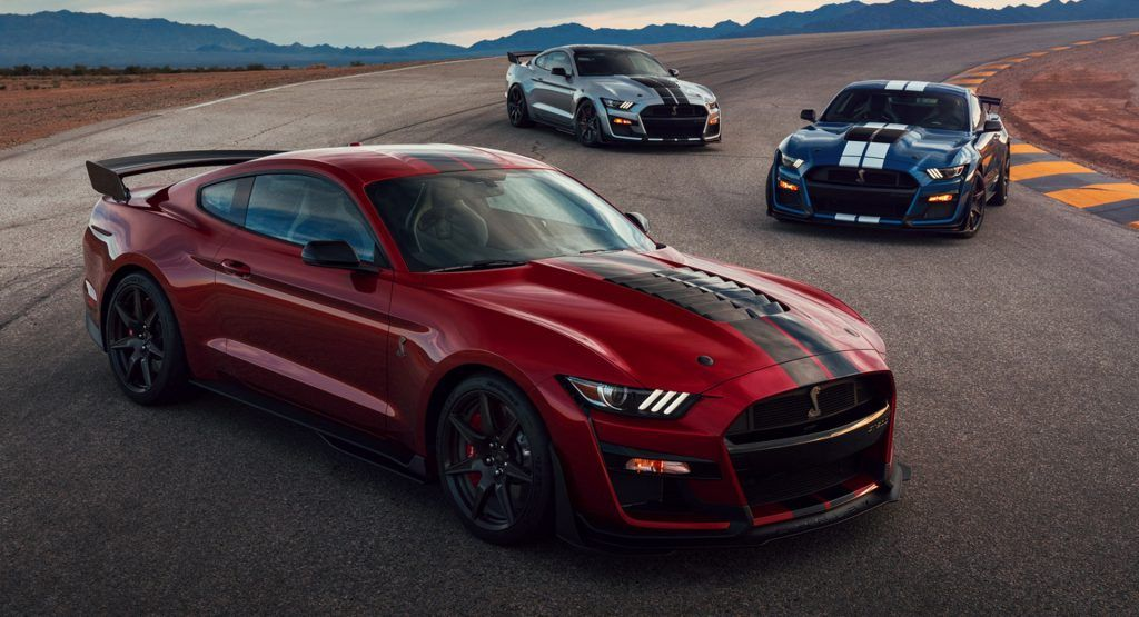Ford Mustang And Shelby Gt500 Quietly Updated For 2021my Carscoops Ford Mustang Shelby Gt500 Shelby Mustang Gt500 Shelby Gt500