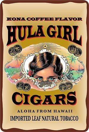 Hula Girl Store poster