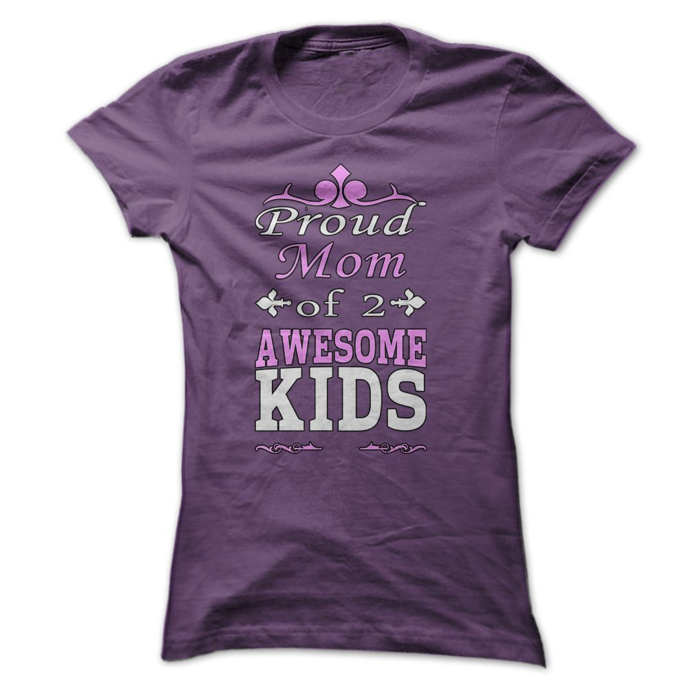 Awesome T-shirts  Proud Mom Of 2 Awesome Kids Great Shirt . (3Tshirts)  Design Description: Great Gift For Any Proud Mom Of 2  If you do not completely love this Shirt, you'll SEARCH your favourite one by means of using search bar on the header.... -  #camera #grandma #grandpa #lifestyle #military #states - http://tshirttshirttshirts.com/lifestyle/best-t-shirts-proud-mom-of-2-awesome-kids-great-shirt-3tshirts.html