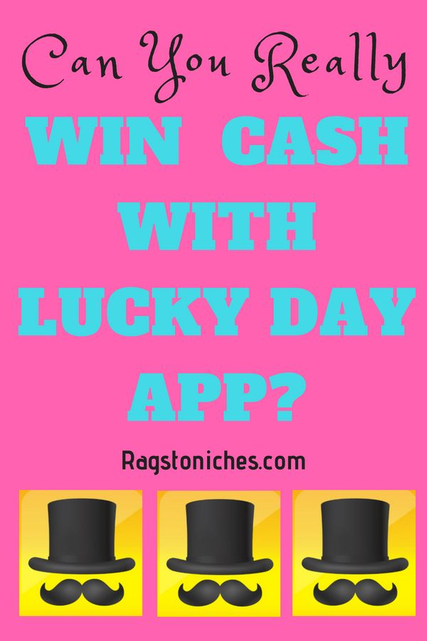 Lucky Day App Review How LUCKY Are You? (With images