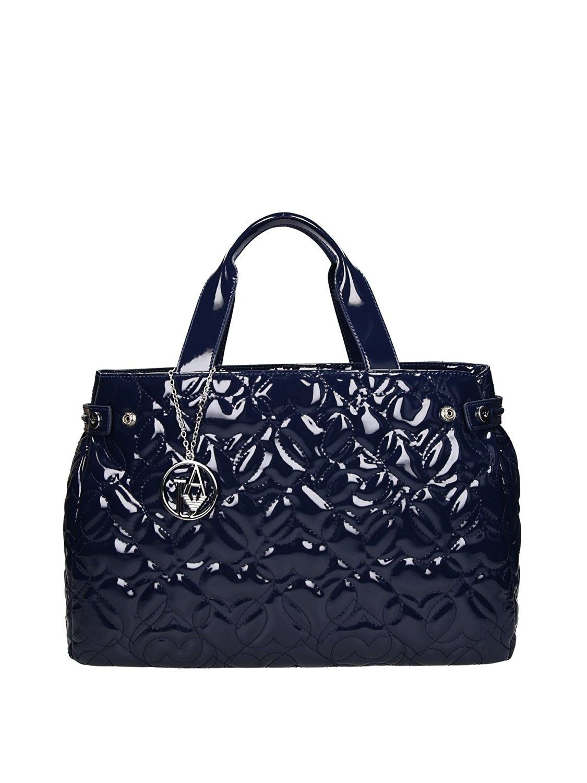 Armani Jeans9225916A752 - Borsa shopper Donna , Nero (Schwarz (NERO 00020))…