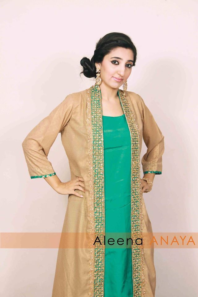 Aleena Anaya Is A Bridal Fancy Dress Makers Brand Name They Deal